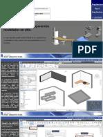 Componentes Modelados en Sitio