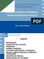 Aula - Pregão Eletrônico e Presencial - Srp