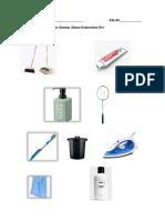 Lembaran Kerja Pd Alatan Kebersihan