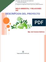 3° CLASE -2019-I PMA- DESC. PROYECTOS- I. IMPACTOS