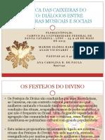 A MÚSICA DAS CAIXEIRAS DO DIVINO-Bonagamba