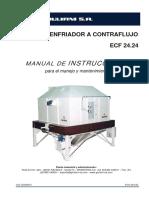 Manual Enfriador ECF 24.24