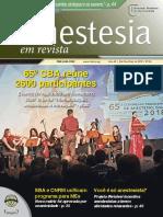 Anestesia em Revista - n°4