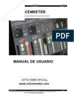 Voicemeeter UserManual.en.Es (1)