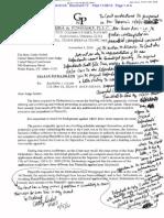 Kachalsky et al v. Cacace et al - Endorsed Letter - Gura - 11-8-10