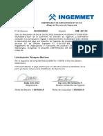 Documentos Petitorio