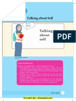 Chapter 1 Talking About Self