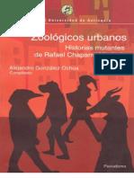 Zoologicos Urbanos