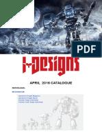 iDesigns 2016