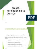 Auditoría -Proceso de formación de la opinión