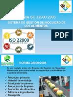 Presentacion ISO 2200;2005