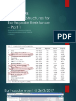 Design of Structure for Earthquake Resistance Part 1