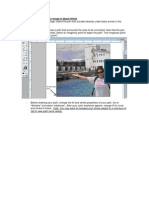 Converting InDesign Image