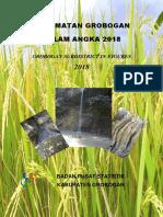 Kecamatan Grobogan Dalam Angka 2018