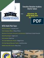 eeacs mtss math pilot presentation  1