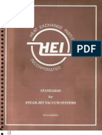 HEI Standards for Steam Jet Vacuum Systems 5th