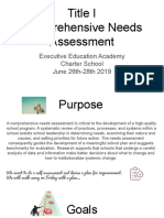 title i  comprehensive needs assessment
