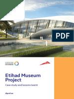 RTA Etihad Musuem Project