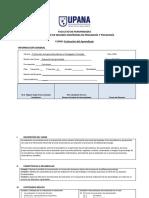 Evaluación Del Aprendizaje Pse Pedagogía y Psicologia 2018