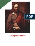 Teología de Mateo