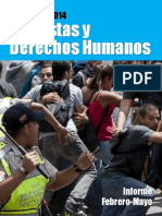 Provea - Informe Final Protestas 2014
