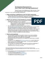Fse Application Packet