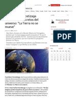 """los secretos del universo paralelo -  """"La Tierra no se mueve"""".pdf"""
