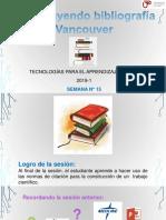 15. Teoria de  Vancouver