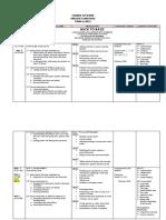 Scheme of work Form 4 English 2019