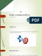 Rally Colaborativo