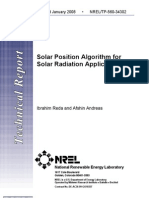 eBook-Solar Position Algorithm