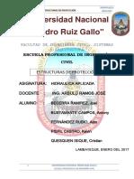 Estructuras de Proteccion
