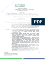 Peraturan BPJS No 32 Tahun 2015