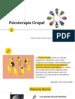psicoterapia grupal