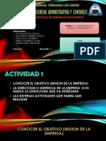diapositivas de instrumentos de gestion administrativa