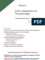 clasificacionpsicopatologica