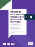 Manual Plan Movilidad Ind. Química