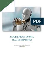 Uso de robots en MT4