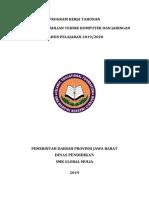 Program Kerja 2019 2020 Tkj