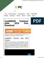 02 - CorelDRAW Technical Suite 2019 Free Download