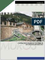 Menú Principal Norten Ph Catálogo Muros y Estribos de Hormigón Prefabricado - PDF