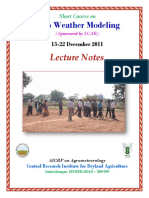 CWM Lecture Notes - Copy