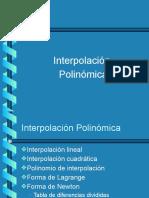 interpolacion Cuadratica