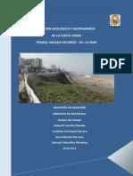 Grupo 2 - Evaluación Geológica Geodinamica Costa Verde