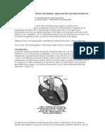 HIPERTENSIÓN ARTERIAL PULMONAR ecocardiograma
