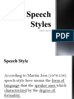 Speech Styles.pptx