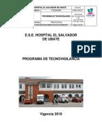 Manual de Tecnovigilancia Ubate