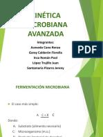 Cinetica microbiana