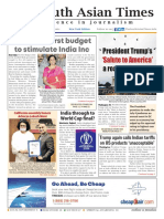 Vol.12 Issue July 13-19, 2019
