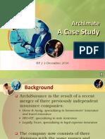 10. Archimate - Case Study.pptx
